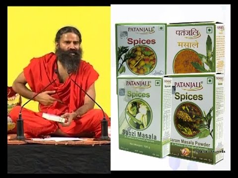 patanjali spices