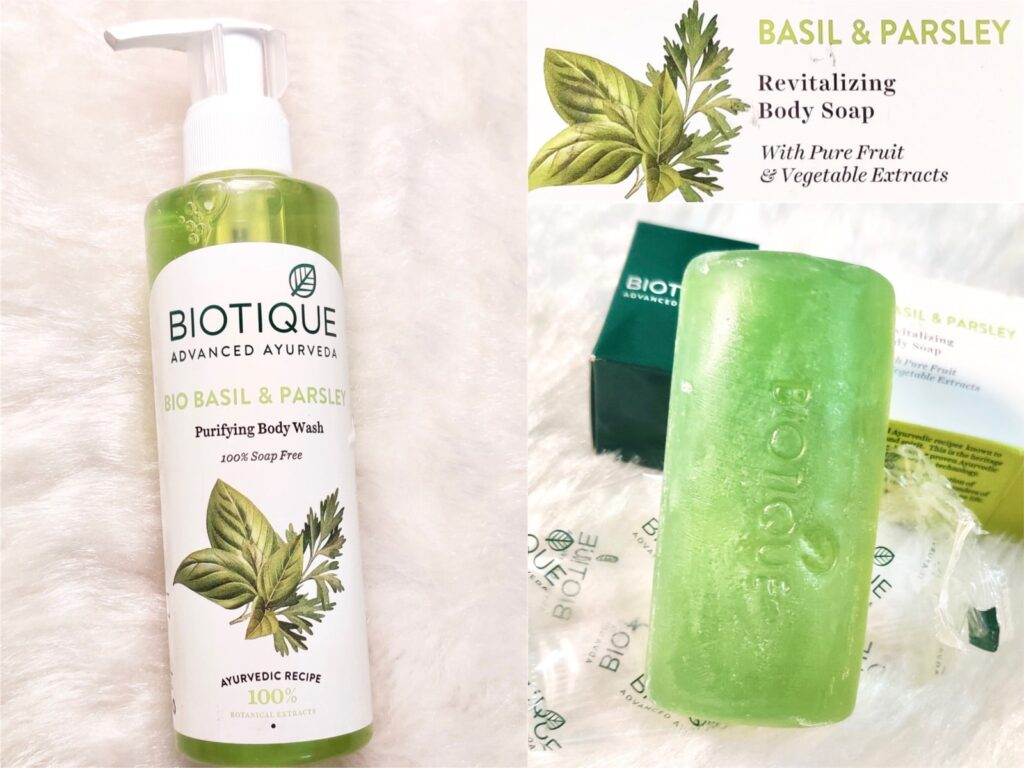 bioique body wash