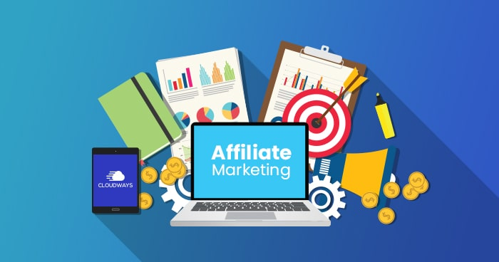 what is affilate marketing